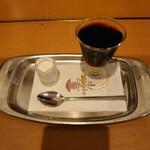 ミカド珈琲店 - 水出アイスコーヒー@490
