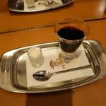 ミカド珈琲店 - 斜め