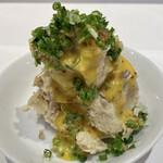 餃子のラスベガス - 牛すじたっぷりポテトサラダ