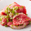 焼肉 三宝 - 料理写真:黒毛和牛カルビ唐辛子焼き