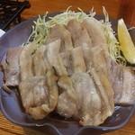 味彩 - 豚バラ網焼き