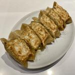 餃子のラスベガス - 胡椒羊肉焼餃子