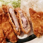 レストランオオタニ - カツカレー(1380円)