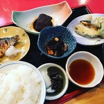 たらふく  - 料理写真:肉ランチ