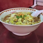 竜丹 - 料理写真:ねぎラーメン