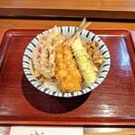天ぷら はせ川 -