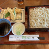 柿の木坂 更科 - 料理写真:天せいろ