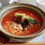 中国菜館 竹琳 - 料理写真:担々麺