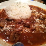 肉バル ビースリー - ハヤシライス