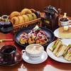 カフェ エクラン - ドリンク写真:ドリンクのほかにも軽食・推―地たくさん