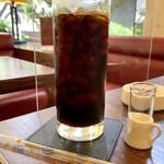 154499479 - アイスコーヒー 450円。