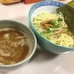 あっぱれ亭 - つけ麺750円
