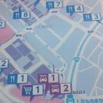 15450937 - モノレール おもろまち からの地図 7番 です