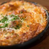 グイットーネ - あつあつのチーズがたまらない【チーズ焼きリゾット】   680円