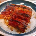 154500708 - 特上鰻丼(六切れ) ¥4350