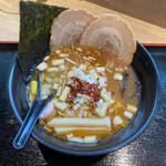 らーめん 鷹の爪 - 料理写真:龍の極み(980円)