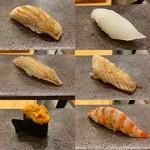 154508544 - 初夏のお寿司たち