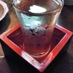港町十三番地 - 浦霞(冷酒)