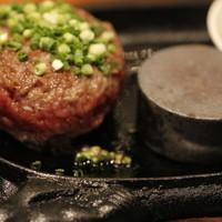 極味や - この肉の赤身が、上質な肉のみを利用している確たる証拠です!