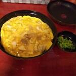 154515712 - 軍鶏の親子丼「日本」