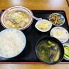 吉乃屋 - 料理写真:「もつ煮込み定食」800円税込み