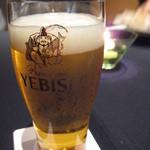 15452895 - エビスビール飲み放題でした!