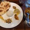 エムス キッチン - 料理写真:山椒カレーセット