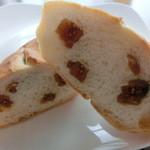 トリーゴ - いちぢくパン カット