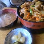 食房一洋 - 焼き肉丼