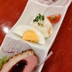 ビヤレストラン 銀座ライオン - 前菜3種