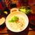 なかよし餃子エリザベス - ランチ・海老のフォー定食 800円(税込)【2021年7月】