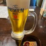 154544393 - セルフ生ビール