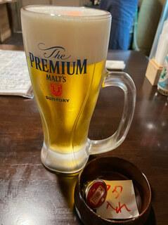 おうちあそび - セルフ生ビール