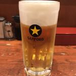 154547703 - 生ビール 600円