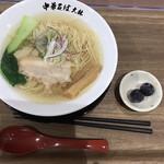 中華そば 大林 - 料理写真:本日の中華そば(蜆と魚介の中華そば)