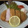 まるこう - 料理写真:ロースかつ200g