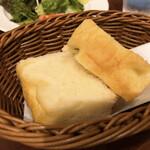 Trattoria Candito - パスタセット パン