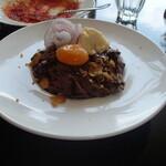 154554550 - ランプステーキ丼