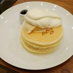 15456191 - スペシャルパンケーキ(\950、2012年10月)