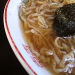 15456787 - 中華そばスープ