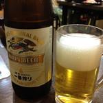 道とん堀 - 瓶ビール