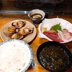磯料理ヨット - ヨット定食