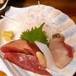 磯料理ヨット - 刺身