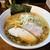 に干し屋 SINCHAN - 料理写真:白金豚背脂醤油
