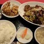 天香一 - 回鍋肉定食