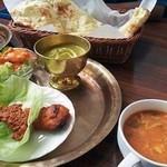 パシュパティ - 一品料理も豊富にございます