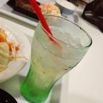 15457792 - ジンジャーエール 200円(2012.10月)