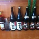 パシュパティ - 日本酒もご用意しています