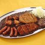 金沢super curry - チャレンジカレー