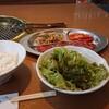 焼肉レストラン ソウル - 料理写真:焼き肉定食970円。ご飯少なめ&デザートでアイスがつきます。